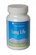 Лонг Лайф / Long Life ВитаЛайн / VitaLine Натуральный препарат мультиантиоксидантного действия 60 капсул