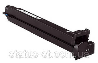 Картридж Konica Minolta Bizhub TN-213K Black для C203, 253 (туба 364г) сумісний