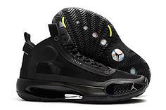 Мужские баскетбольные кроссовки Nike Air Jordan XXXIV (34) черные