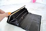 Кошелек Balisa на магнитах черный женский, фото 2