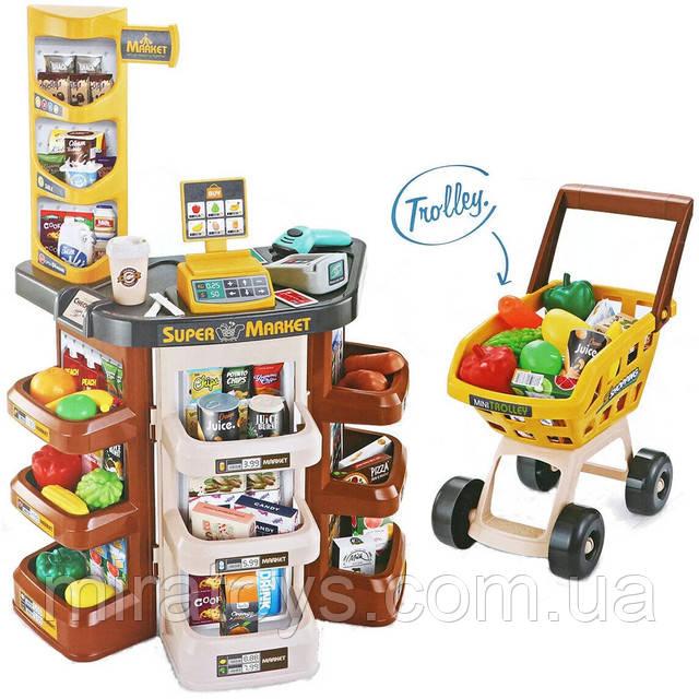 Дитячий супермаркет-магазин 668-77