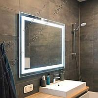 Зеркало с LED подсветкой, 1000х800мм, L13, фото 1