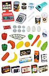 Дитячий супермаркет-магазин 668-77 з візком, фото 5