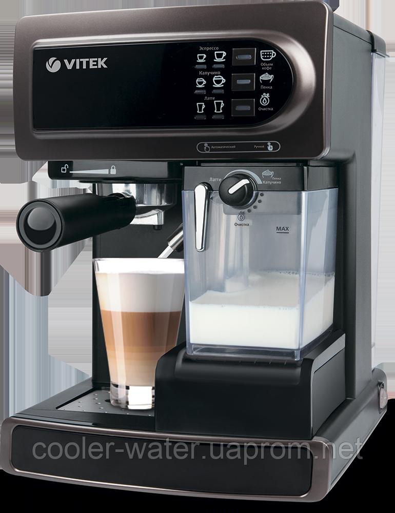 Кофеварка рожковая VITEK VT-1517 BN