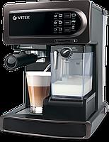 Кофеварка рожковая VITEK VT-1517 BN, фото 1