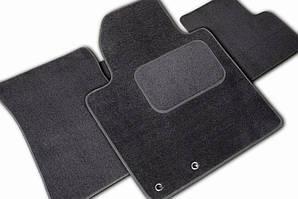 Текстильные авто коврики, ворсовые коврики для Chevrolet Aveo 2011- н.в.(Т 300)