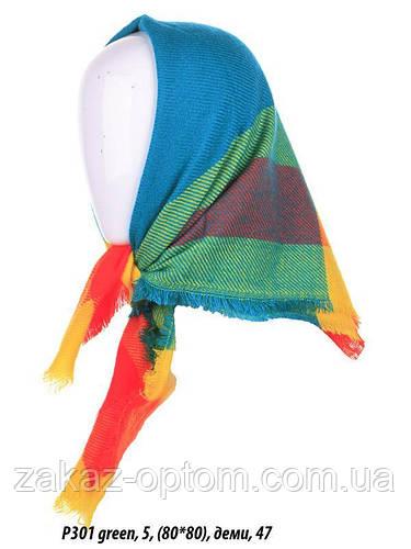 Платок женский оптом(80*80)Узбекистан Р301-59599