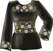 Схема для вишивки жіночої сорочки з викрійкою. Арт. F2603