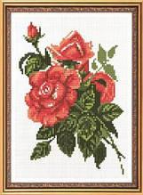 Замальовка з трояндою. Арт. К2268