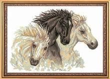 Трійка коней. Арт. Ж2274