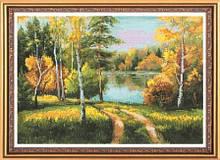 Осінній пейзаж. Арт. Р2244