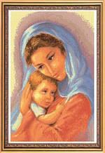 Мати з немовлям. Арт. R2202