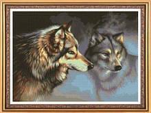 Пара вовків. Арт. Ж1874