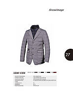 Куртка пуховая мужская Snowimage SIDB-V304/3055
