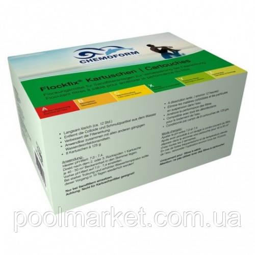 Chemoform Флокулянт Flockfix Kartushen 1 кг
