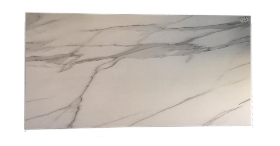 Обогреватель инфракрасный керамический LIFEX КОП600R с терморегулятором (белый мрамор)