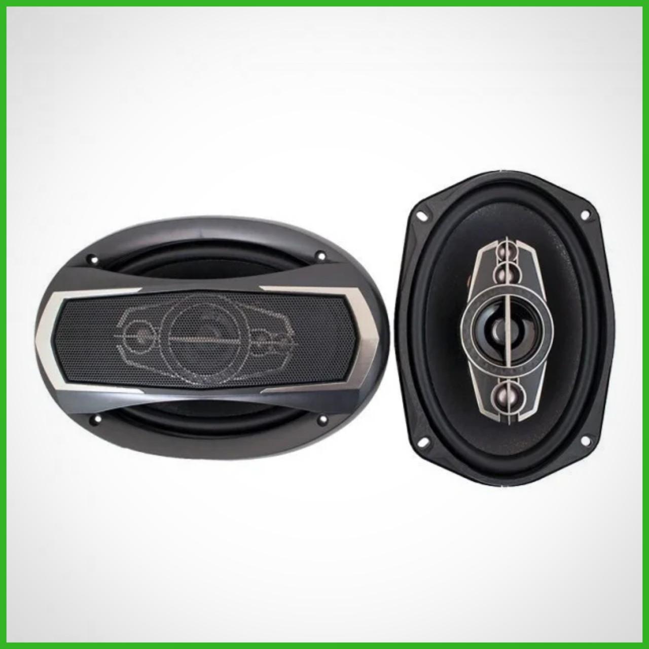 Автоакустика SP-6995 (69, 5-ти полос., 1200W) автомобильная акустика динамики автомобильные колонки