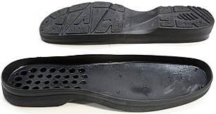 Подошва для обуви мужская 7141 черная р.39-46, фото 2