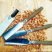 Ножівка столярна Silky / Сілки Hibiki Ryoba 210-22/10 (Японія), фото 2