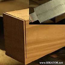 Ножівка столярна Silky / Сілки Hibiki Ryoba 210-22/10 (Японія), фото 3