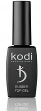 Каучуковое верхнее покрытие (топ/финиш) Kodi Professional Rubber Top Gel, 12 мл