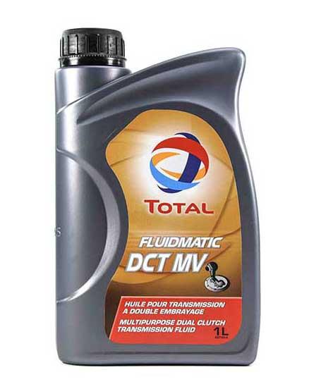 Трансмиссионное масло TOTAL FLUIDMATIC DCT MV (1л)