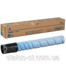 Картридж Konica Minolta Bizhub TN-216C Cyan для C220, 280, 360 (туба 524г) сумісний