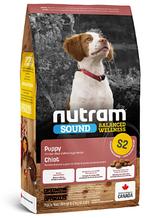 Корм NUTRAM (Нутрам) Sound Balanced Welness Puppy холистик для щенков, 320 г