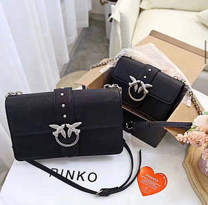 Женская сумка Pinko Love Bag AAA Copy (Большой размер)