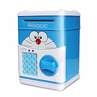 Сейф - игрушка с кодом Кот