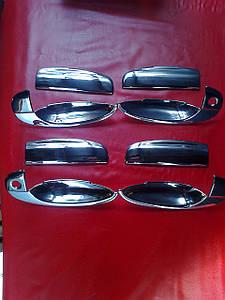Накладки на ручки Chevrolet Aveo 2002-2006