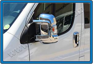 Накладки на зеркала FIAT DUCATO