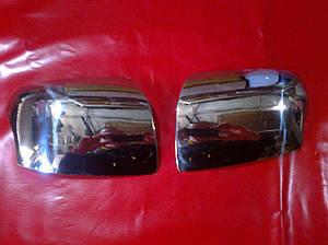 Накладки на зеркала FORD C-MAX 1 Ghia