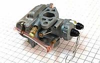 Карбюратор в сборе на двигатель 2Т - цепной вариатор