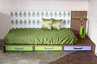 Кровать-подиум под заказ