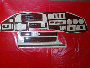 Декор салона под дерево MERCEDES SPRINTER 1996 - 2000