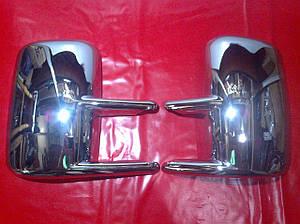 Накладки на зеркала MERCEDES SPRINTER 1996-2006