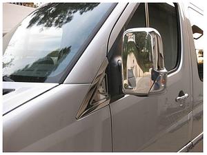 Накладка на уголок зеркала Mercedes Sprinter 2006-2018