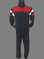 Мужской трикотажный спортивный костюм Турция (2-х нитка)