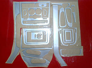 Декор салона под алюминий MERCEDES VITO w639