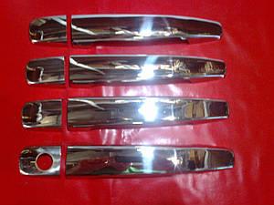 Накладки на ручки MERCEDES e-class w210