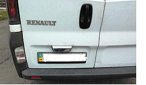 Накладка на багажник NISSAN PRIMASTAR 2 двери