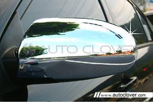 Накладки на зеркала HYUNDAI ACCENT 2006-2010
