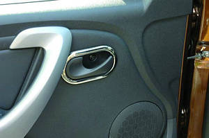 Накладки на ручки внутренние Renault Duster