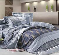 Комплект постельного белья Евро 200Х220 Сатин Хлопок 100% TL180630 Love You