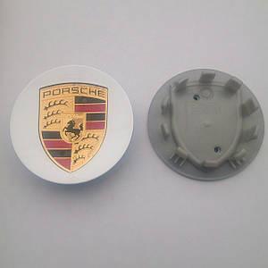 Колпачок в диск Porsche 59-76 мм
