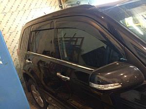 Хром молдинг стекла Suzuki Grand Vitara