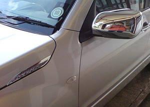Накладки на зеркала Suzuki Grand Vitara