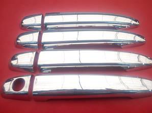 Накладки на ручки Toyota Camry 40 2006-2011