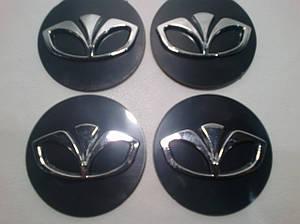 Наклейка на колпачок диска Daewoo 60 мм